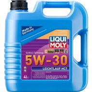 Масло моторное «Liqui Moly» Leichtlauf HC 7, 8461, 5W-30, 4 л