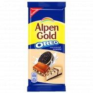 Шоколад «Alpen Gold» классический чизкейк, 95 г.