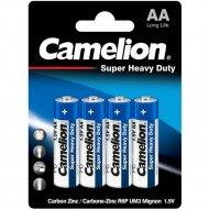 Комплект батареек «Camelion» R6P-BP4B, 4 шт
