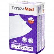 Пеленки «Terezamed super» (60 х 60), 5 шт.