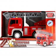 Игрушка «Big Motors» Пожарная машинка, WY550B