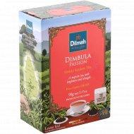 Чай черный «Dilmah» Dimbula Passion, 90 г.