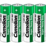 Комплект батареек «Camelion» R6P-SP4G, 4 шт