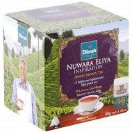 Чай черный «Dilmah Nuwara Eliya Inspiration» цейлонский,20х2 г.