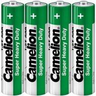 Комплект батареек «Camelion» R03P-SP4G, 4 шт