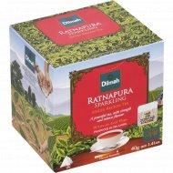 Чай черный «Dilmah» Ratnapura Sparklin с ароматом грейпфрута, 20х2 г.