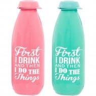 Бутылка для молока «Herevin» First Drink, 111750-000, 1 л