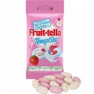 Мармелад жевательный «Fruittella» малина и клубника, 35 г