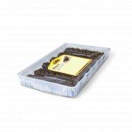 Вафли «Молочно-шоколадные» глазированные с арахисом, 200 г.