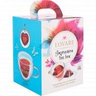 Набор чая «Lovare» Impressiom Tea Box, 56 г.