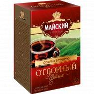 Чай черный «Майский» мелколистовой, 100 г.