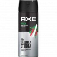 Антиперспиран-аэрозоль «AXE» Африка, 150 мл.