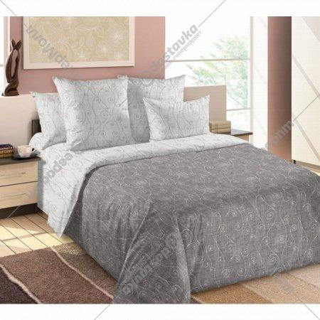 Комплект постельного белья «Моё бельё» Изгиб, Евро