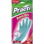 Перчатки резиновые «Paclan» размер, M