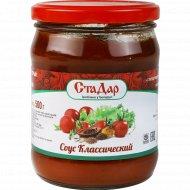 Соус томатный «СтаДар» острый, 500 г.