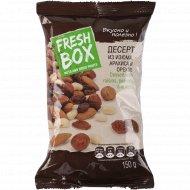 Десерт «Fresh Box» из изюма, арахиса и орехов, 150 г.
