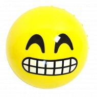 Мяч детский «Смайлик», VT19-10383.