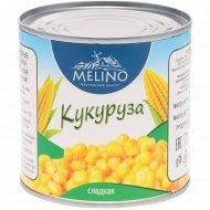 Кукуруза сладкая «Melino» консервированная, 340 г.