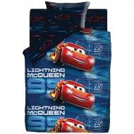 Комплект постельного белья «Непоседа» Тачки Neon ,70x70, молния