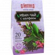 Напиток чайный «Белтея» иван-чай с шалфеем, 20 пакетиков х 1,2 г.