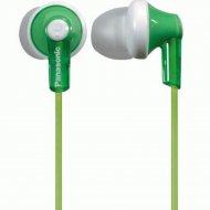 Гарнитура «Panasonic» RP-HJE118GUG зеленый.