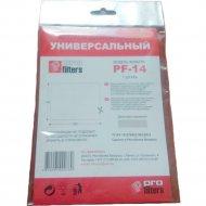 Фильтр для пылесоса «ProFilters» универсальный, PF-14, 1 шт.