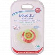 Пустышка «Bebe D'or» Air Series, размер 3.