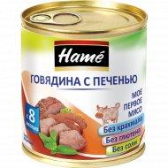 Пюре мясное «Hame» печень 100 г.