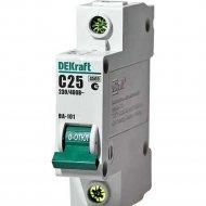 Автоматический выключатель «Schneider Electric» DEKraft, 11057DEK