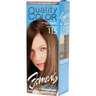 Гель-краска для волос «Эстель» тон 115, темно-русый.