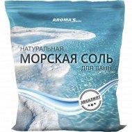 Соль морская для ванн с экстрактом эвкалипта, 1 кг.