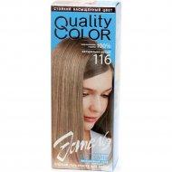 Гель-краска для волос «Эстель» тон 116, натурально-русый.