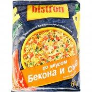 Вермишель «Бистрон» со вкусом бекона и сыра, 60 г.