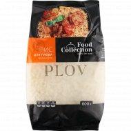 Крупа рисовая «Food Collection» для плова, 600 г.