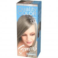 Гель-краска для волос «Эстель» тон 124, пепельный.