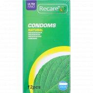 Презервативы «Recare» natural, 12 шт.
