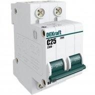 Автоматический выключатель «Schneider Electric» DEKraft, 11064DEK