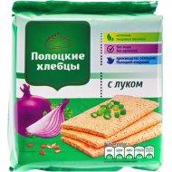Хлебцы «Полоцкие» экструзионные, с луком, 55 г.