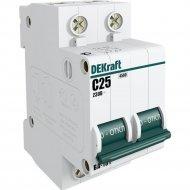 Автоматический выключатель «Schneider Electric» DEKraft, 11068DEK