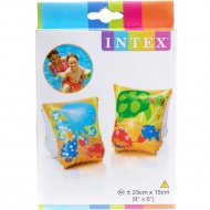 Подушки надувные «Intex» пластмассовые детские 23 х 15 см