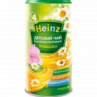 Детский чай «Heinz» ромашка, 200 г.