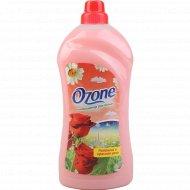 Кондиционер для белья «Ozone» ромашка и красная роза, 2 л.