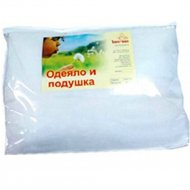 Комплект одеяло+подушка, К21.