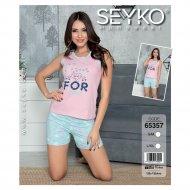 Пижама «Seyko» женская, 65357, р. L/XL