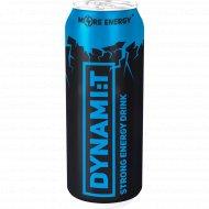 Напиток энергетический «Dynami:T» Strong, 0.5 л.