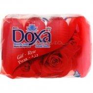 Туалетное мыло «Doxa» роза, 4х60 г.
