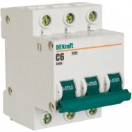 Автоматический выключатель «Schneider Electric» DEKraft, 11076DEK