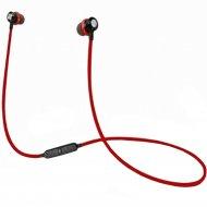 Bluetooth-наушники «Awei» A980BL красный.