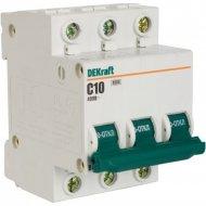 Автоматический выключатель «Schneider Electric» DEKraft, 11077DEK