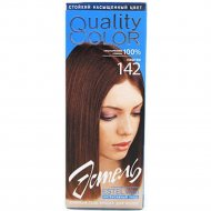 Гель-краска для волос «Эстель» тон 142, каштан.